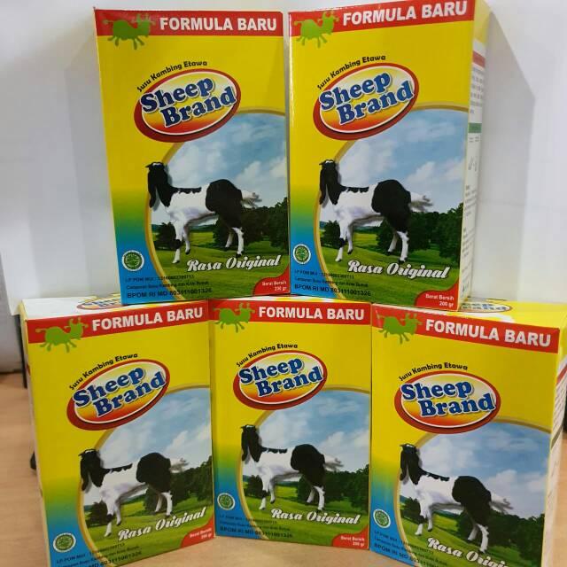 Peluang Bisnis Susu Kambing Etawa SheepBrand