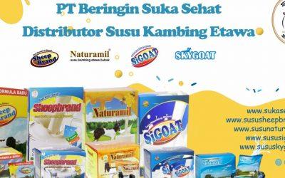 Jual Susu Kambing Etawa Berkualitas di Medan