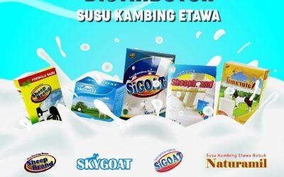 Kualitas Susu Kambing Etawa di Suka Sehat